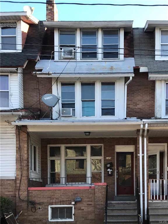 135 15Th Street, Allentown City, PA 18102 (MLS #629001) :: Keller Williams Real Estate