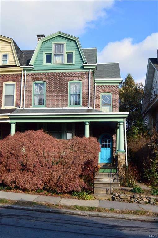 115 S West Street, Allentown City, PA 18102 (MLS #629301) :: Keller Williams Real Estate