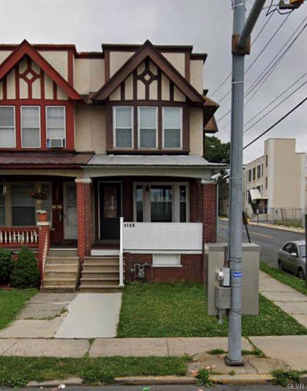 1156 W Allen Street, Allentown City, PA 18102 (#629507) :: Jason Freeby Group at Keller Williams Real Estate