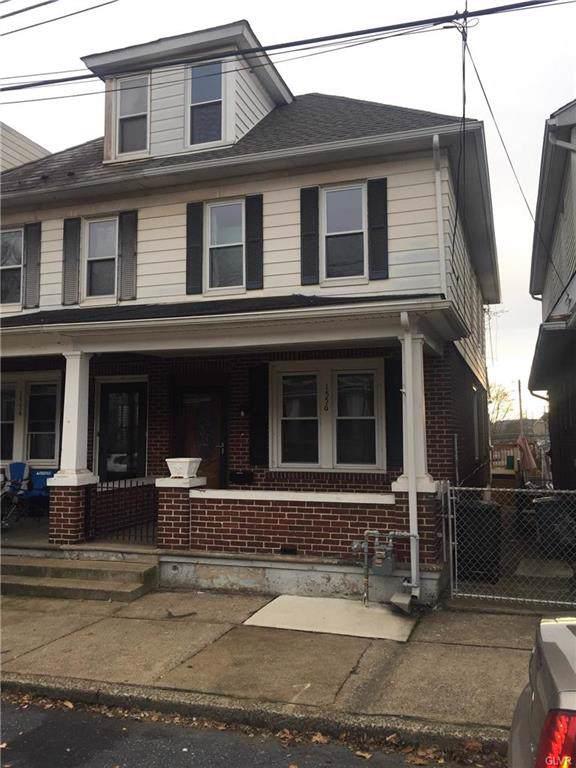 1556 Ferry Street, Easton, PA 18042 (MLS #629656) :: Keller Williams Real Estate