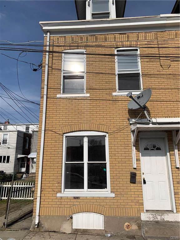 1333 Warren Street, Allentown City, PA 18102 (#629977) :: Jason Freeby Group at Keller Williams Real Estate