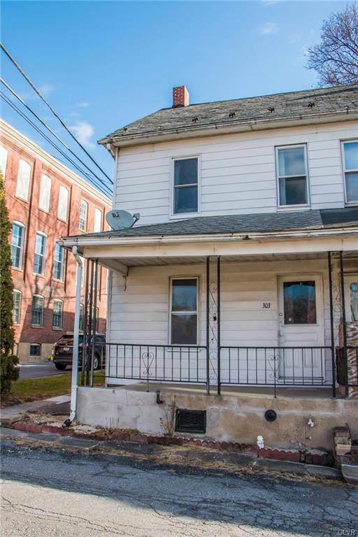 303 Green Street, Nazareth Borough, PA 18064 (#629991) :: Jason Freeby Group at Keller Williams Real Estate