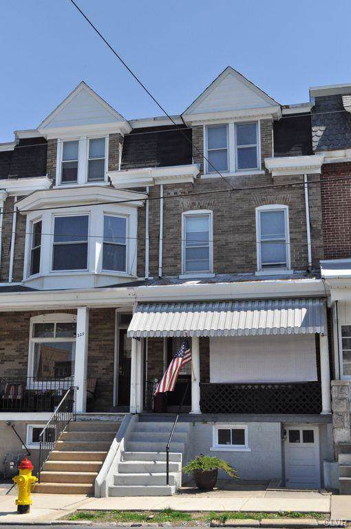 227 N 16Th Street, Allentown City, PA 18102 (#629996) :: Jason Freeby Group at Keller Williams Real Estate