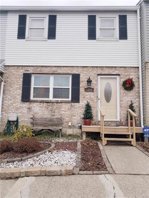 1239 Eagle Street, Lower Macungie Twp, PA 18106 (#630002) :: Jason Freeby Group at Keller Williams Real Estate