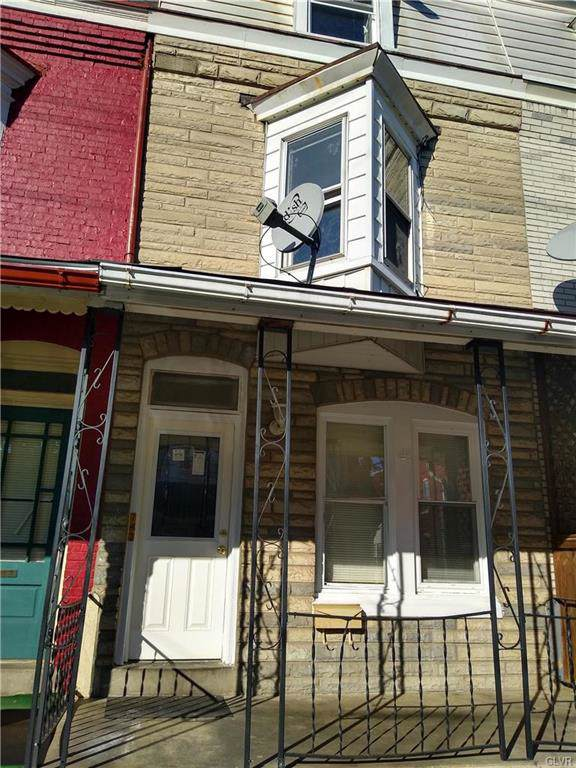743 W Cedar Street, Allentown City, PA 18102 (#630016) :: Jason Freeby Group at Keller Williams Real Estate