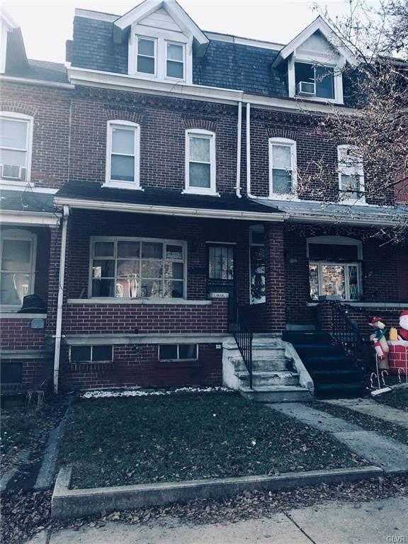 530 N 4th Street, Allentown City, PA 18102 (MLS #630125) :: Keller Williams Real Estate