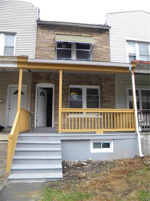 322 Hanover Avenue, Allentown City, PA 18109 (MLS #630917) :: Keller Williams Real Estate