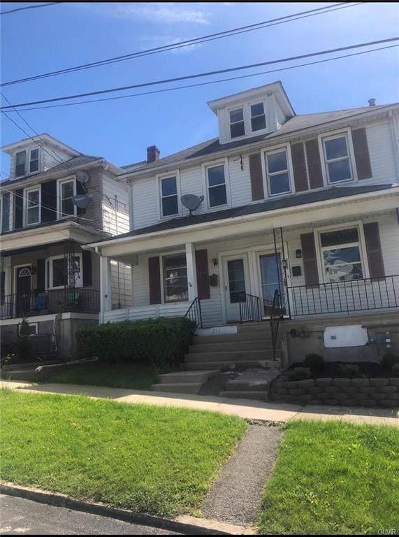 254 8th Avenue, Bethlehem City, PA 18018 (MLS #631636) :: Keller Williams Real Estate