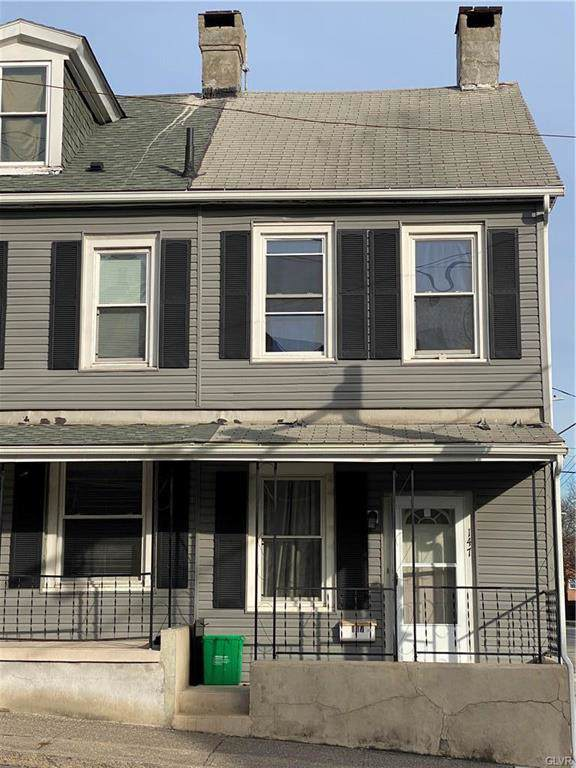 147 S 5Th Street, Allentown City, PA 18101 (MLS #631714) :: Keller Williams Real Estate