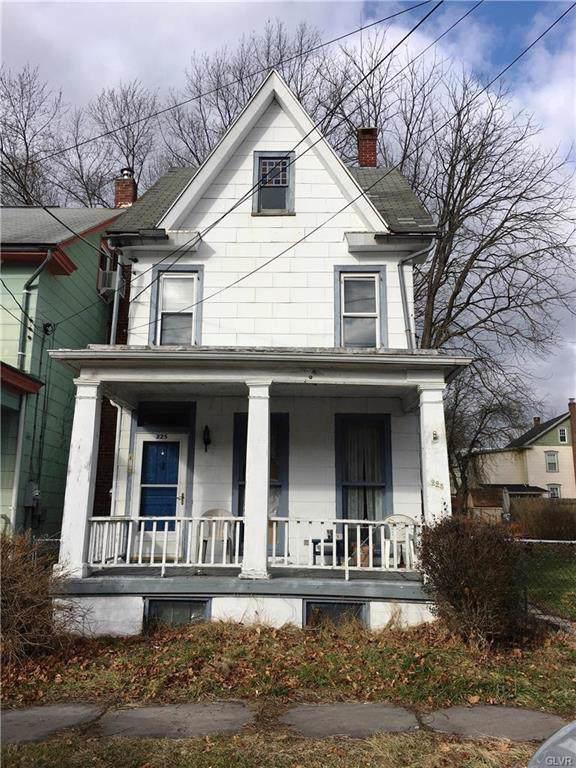 225 South, Jim Thorpe Borough, PA 18229 (MLS #632094) :: Keller Williams Real Estate