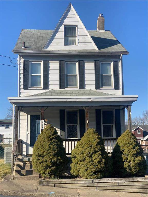 217 3Rd Street, West Easton Borough, PA 18042 (MLS #633482) :: Justino Arroyo | RE/MAX Unlimited Real Estate