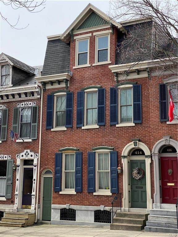 414 N 8th Street, Allentown City, PA 18102 (MLS #635335) :: Justino Arroyo   RE/MAX Unlimited Real Estate