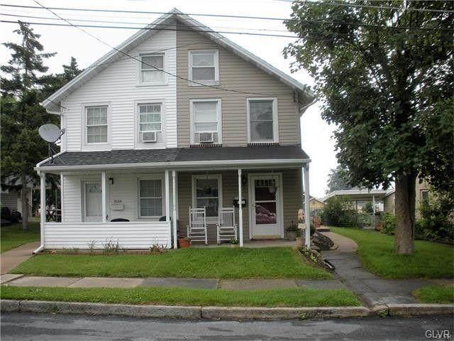 3122 N 3rd Street, Whitehall Twp, PA 18052 (#638917) :: Jason Freeby Group at Keller Williams Real Estate