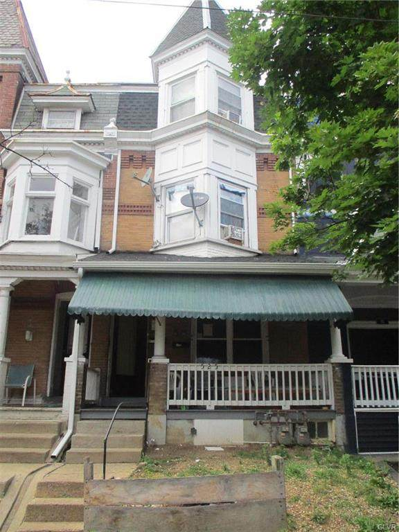 525 W Tilghman Street, Allentown City, PA 18102 (#642288) :: Jason Freeby Group at Keller Williams Real Estate