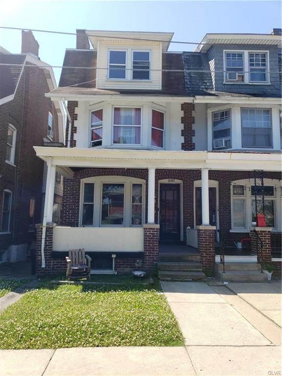 1842 W Turner Street, Allentown City, PA 18104 (#642292) :: Jason Freeby Group at Keller Williams Real Estate