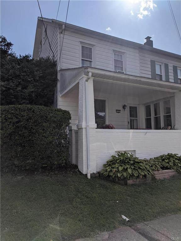 132 N 2nd Street, Emmaus Borough, PA 18049 (MLS #644884) :: Keller Williams Real Estate