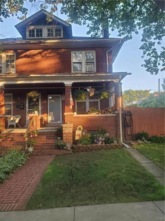 2426 W Allen Street, Allentown City, PA 18104 (MLS #645059) :: Keller Williams Real Estate