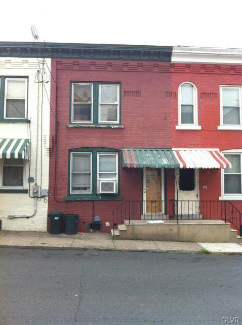 332 Vine Street, Bethlehem City, PA 18015 (#649221) :: Jason Freeby Group at Keller Williams Real Estate