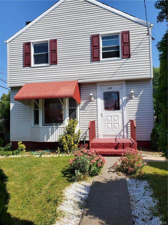 669 Sherman Street, Allentown City, PA 18109 (MLS #649365) :: Keller Williams Real Estate