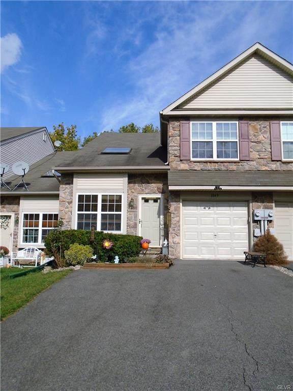 1049 Timberidge Lane, Lower Macungie Twp, PA 18106 (MLS #649601) :: Keller Williams Real Estate