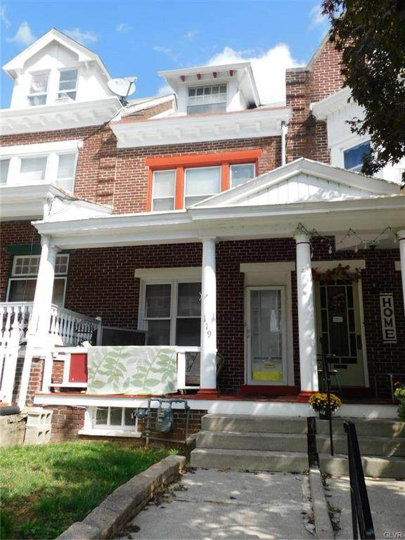 119 S St. Cloud Street, Allentown City, PA 18104 (MLS #649635) :: Keller Williams Real Estate