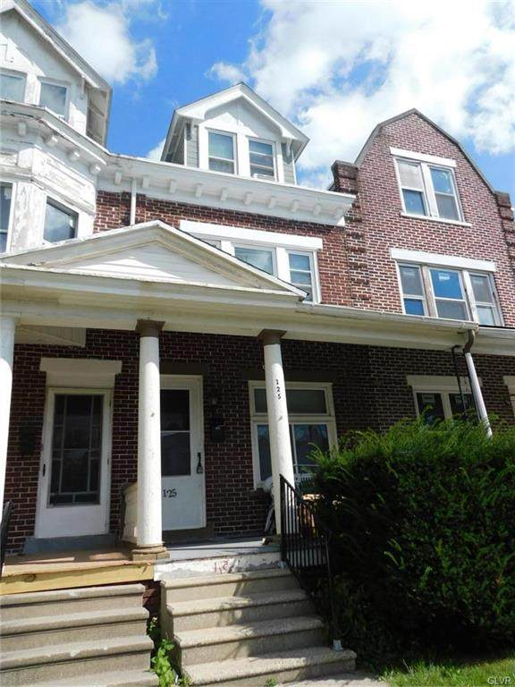 125 S St Cloud Street, Allentown City, PA 18104 (MLS #649645) :: Keller Williams Real Estate