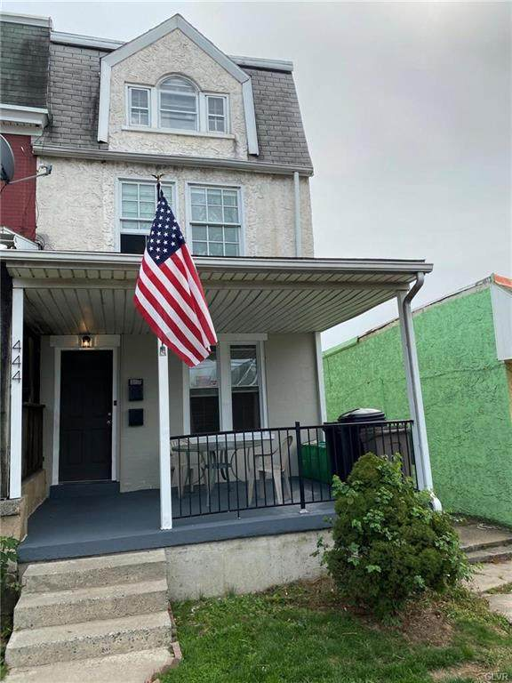 444 Hanover Avenue, Allentown City, PA 18109 (MLS #652029) :: Keller Williams Real Estate