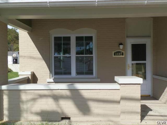1447 Broadway, Fountain Hill Boro, PA 18015 (MLS #652032) :: Keller Williams Real Estate