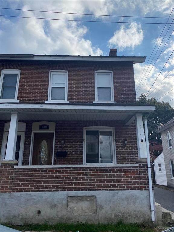 120 E Ettwein Street, Bethlehem City, PA 18018 (MLS #652107) :: Keller Williams Real Estate
