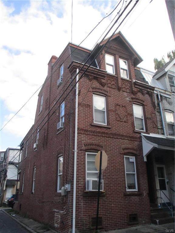 121 N Poplar Street, Allentown City, PA 18102 (#653814) :: Jason Freeby Group at Keller Williams Real Estate