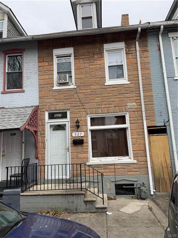 527 Park Street, Allentown City, PA 18102 (#654805) :: Jason Freeby Group at Keller Williams Real Estate