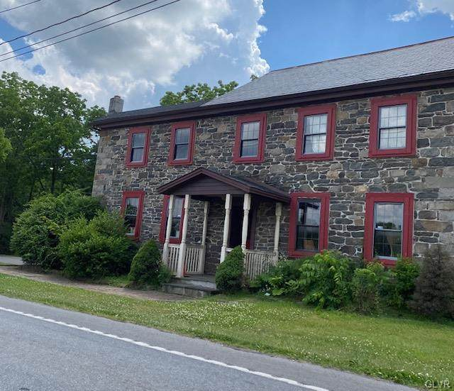 2000 Route 209, Chestnuthill Twp, PA 18322 (#657619) :: Jason Freeby Group at Keller Williams Real Estate