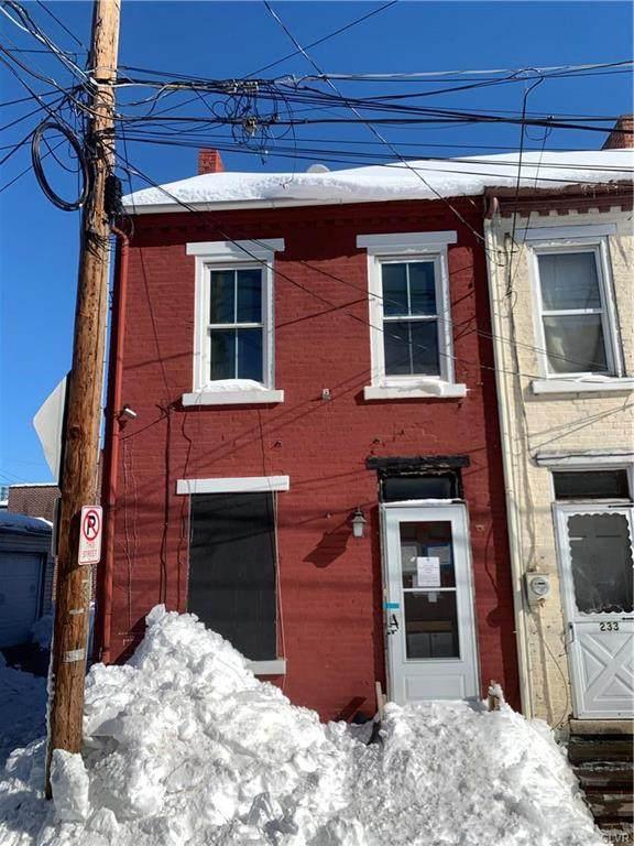 235 Howard Street, Allentown City, PA 18102 (#659668) :: Jason Freeby Group at Keller Williams Real Estate