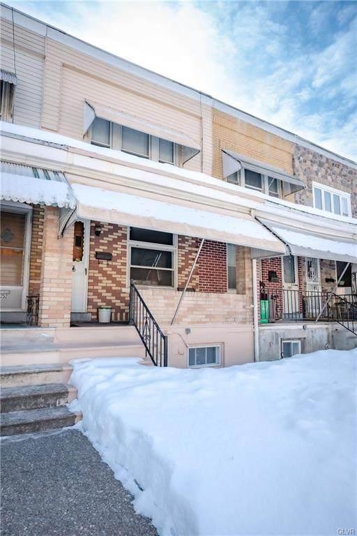 250 Mosser Street, Allentown City, PA 18109 (#660115) :: Jason Freeby Group at Keller Williams Real Estate