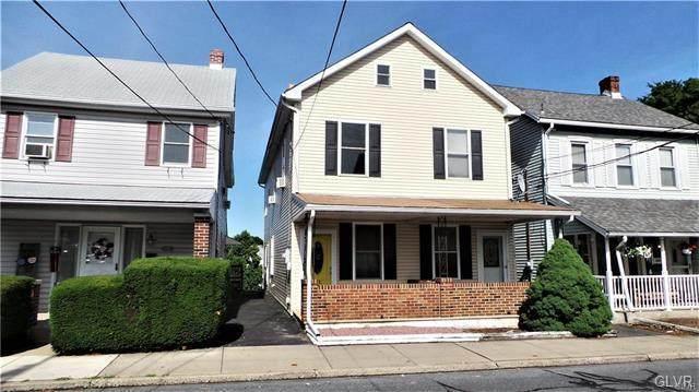 111 S 2nd, Coplay Borough, PA 18037 (#660303) :: Jason Freeby Group at Keller Williams Real Estate