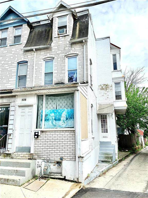 528 W Tilghman Street, Allentown City, PA 18102 (#661516) :: Jason Freeby Group at Keller Williams Real Estate