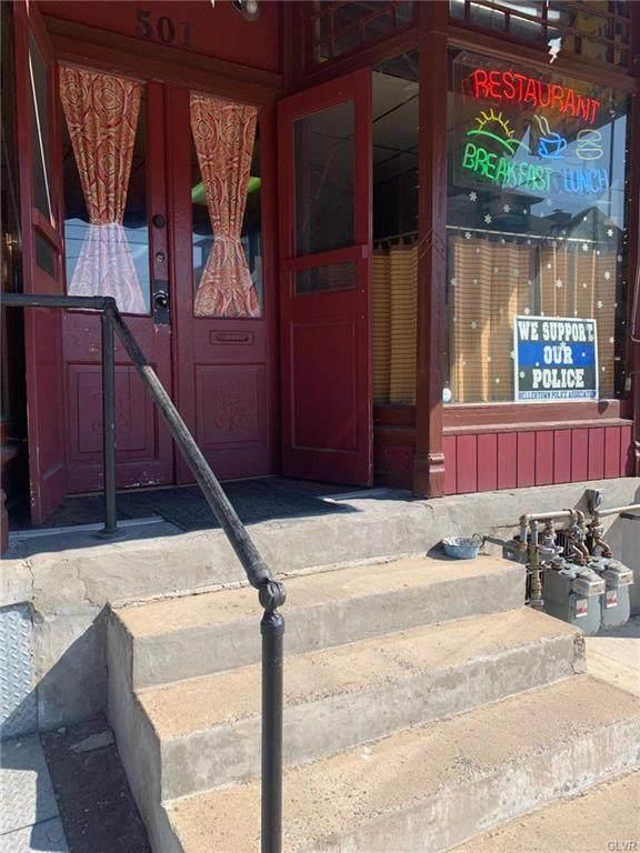 Restaurant/Mikes Kids Dogg, Hellertown Borough, PA 18055 (MLS #661798) :: Smart Way America Realty