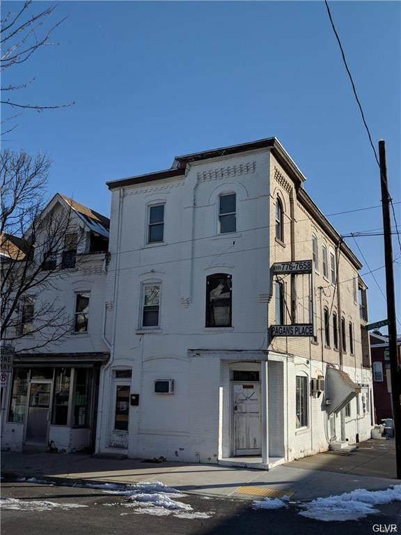701 N Jordan Street, Allentown City, PA 18102 (#665122) :: Jason Freeby Group at Keller Williams Real Estate