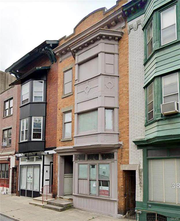 38 N 10th Street, Allentown City, PA 18101 (#665682) :: Jason Freeby Group at Keller Williams Real Estate