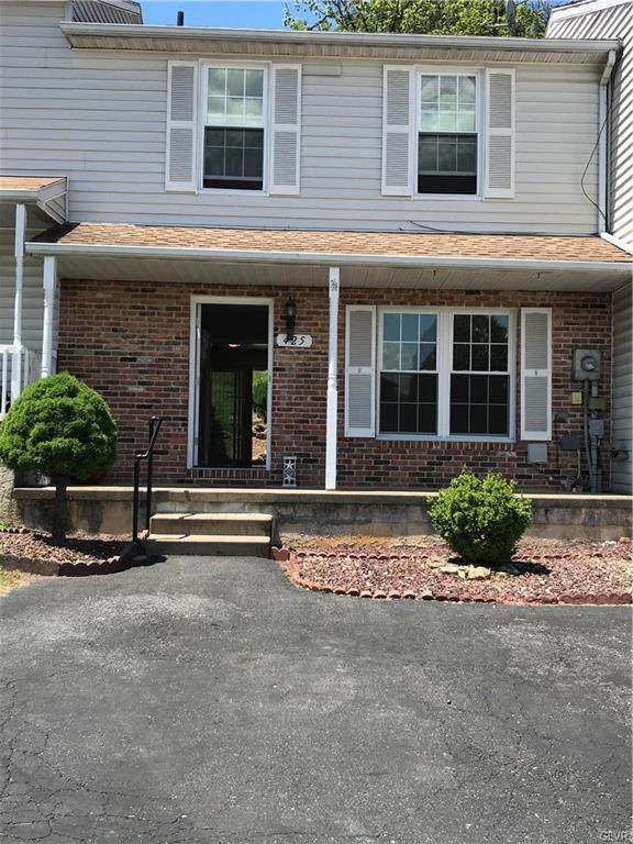 425 Fox Run, Wilson Borough, PA 18042 (#666106) :: Jason Freeby Group at Keller Williams Real Estate