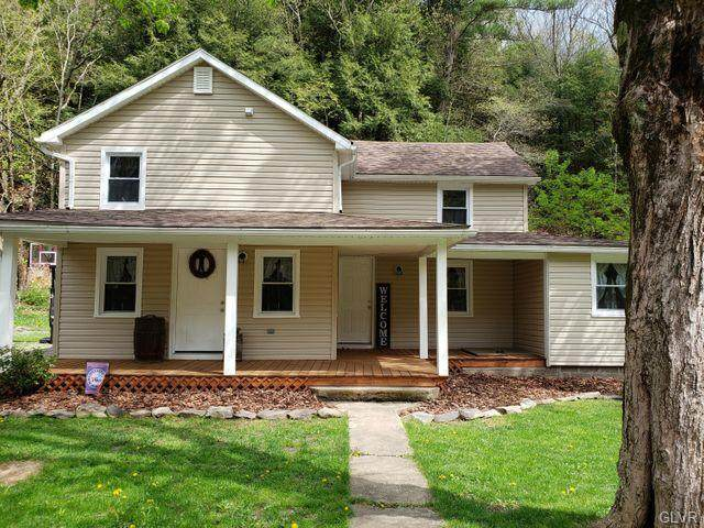 1699 Sugar Hollow Road, Chestnuthill Twp, PA 18330 (#667597) :: Jason Freeby Group at Keller Williams Real Estate