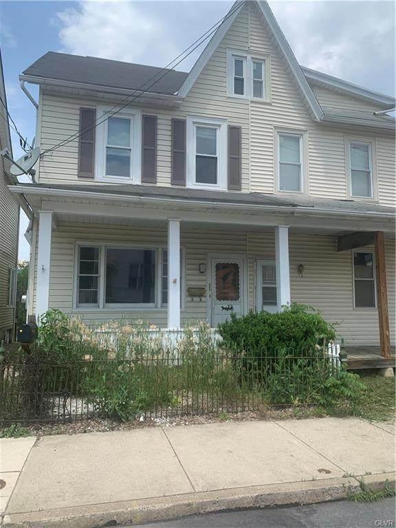 550 W Franklin Street, Slatington Borough, PA 18080 (#669746) :: Jason Freeby Group at Keller Williams Real Estate