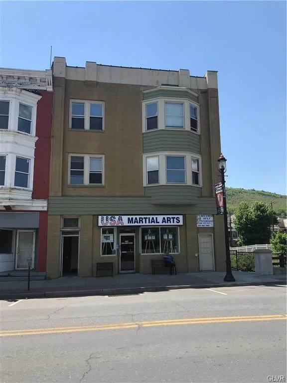 238 E Broad Street, Schuylkill County, PA 18252 (#669810) :: Jason Freeby Group at Keller Williams Real Estate
