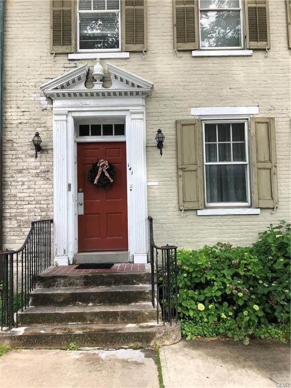 141 Broad Street, Nazareth Borough, PA 18064 (MLS #672340) :: Smart Way America Realty