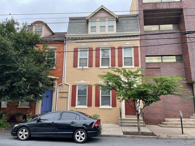 519 W Linden Street, Allentown City, PA 18101 (MLS #676654) :: Smart Way America Realty