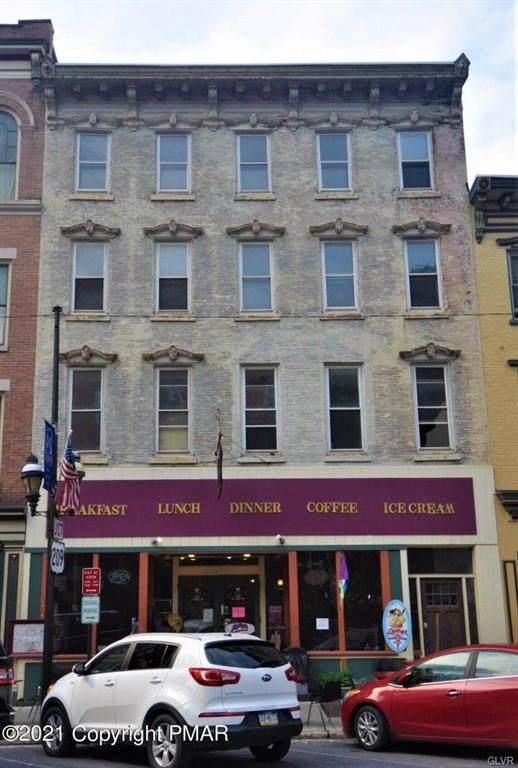29 Broadway, Jim Thorpe Borough, PA 18229 (MLS #680943) :: Smart Way America Realty