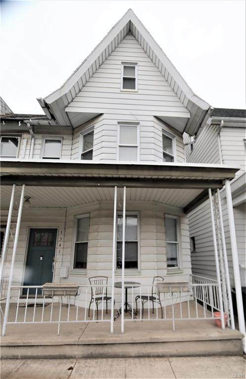 1341 Washington Street, Easton, PA 18042 (#681539) :: Jason Freeby Group at Keller Williams Real Estate
