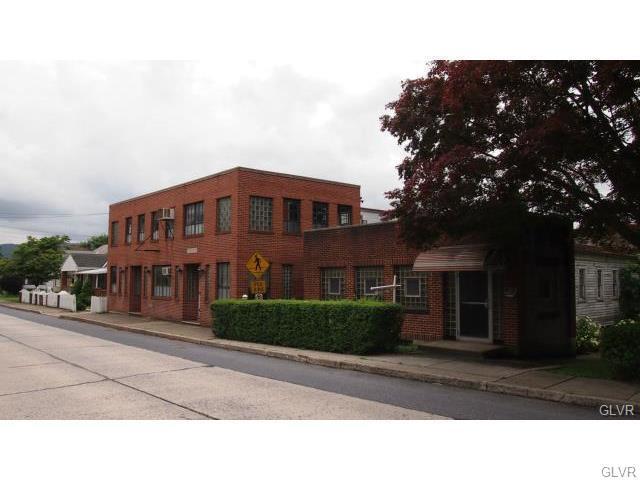 324-326 Washington Street, Walnutport Borough, PA 18088 (MLS #554658) :: RE/MAX Results