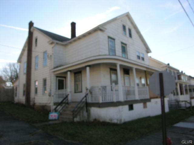 253 E Hazard Street, Summit Hill Borough, PA 18250 (MLS #563825) :: RE/MAX Results