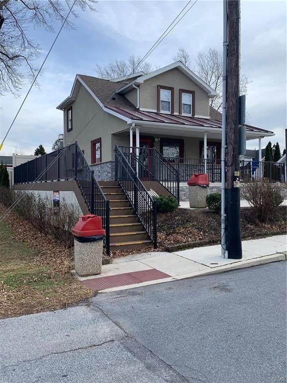 17 N Poplar, Macungie Borough, PA 18062 (MLS #632113) :: Justino Arroyo   RE/MAX Unlimited Real Estate